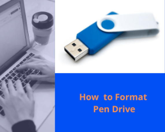 How to Format Pen Drive