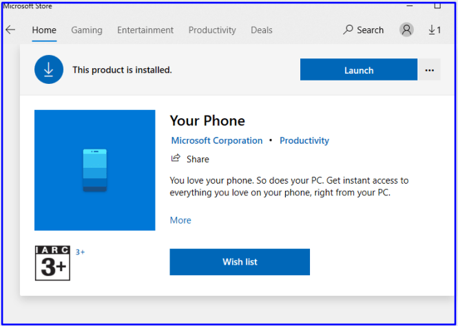 Launch Your Phone