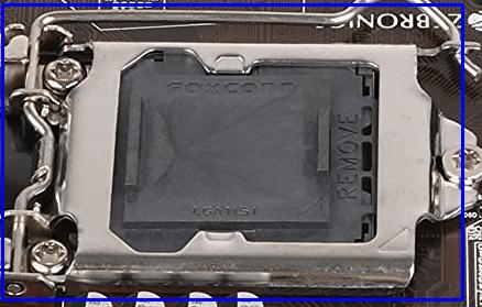 Processor socket of Computer motherboard