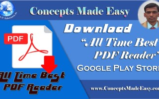 All Time Best PDF Reader