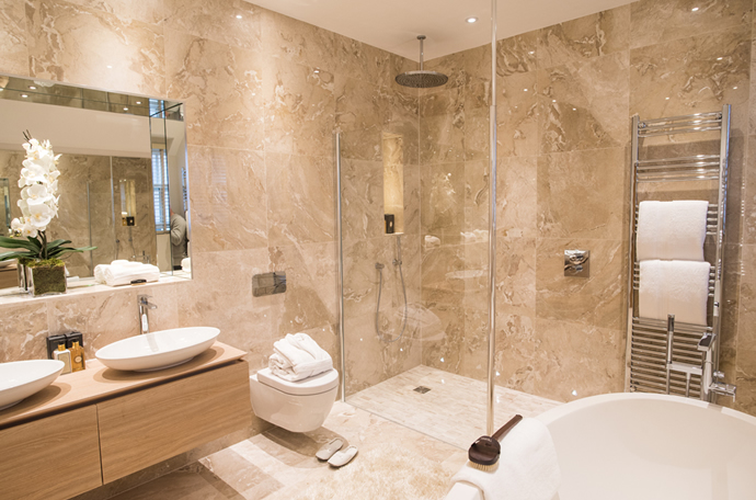 Luxury Bathroom Design Service