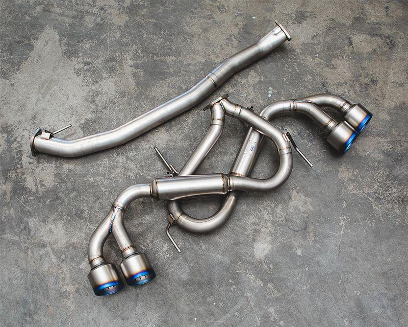 hks superior spec r titanium exhaust nissan gt r r35 vr38dett 31025 an005 concept z performance