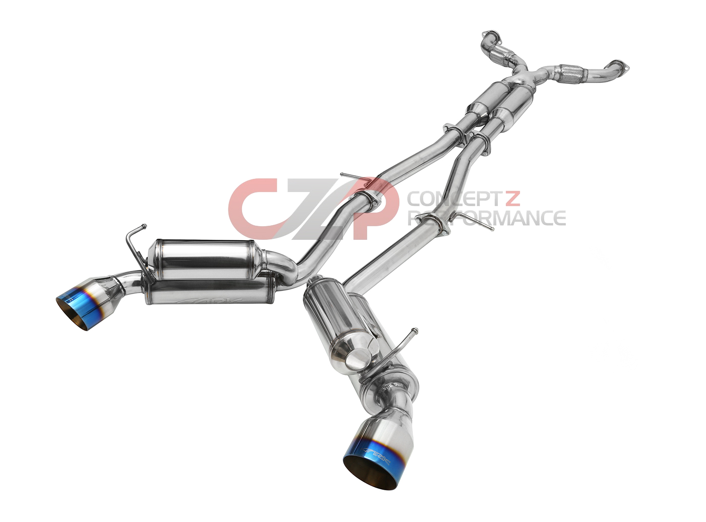 Ark Performance Sm G Grip True Dual Exhaust System