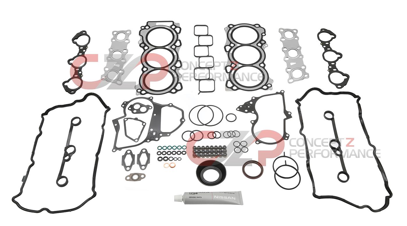 Z34 Engine