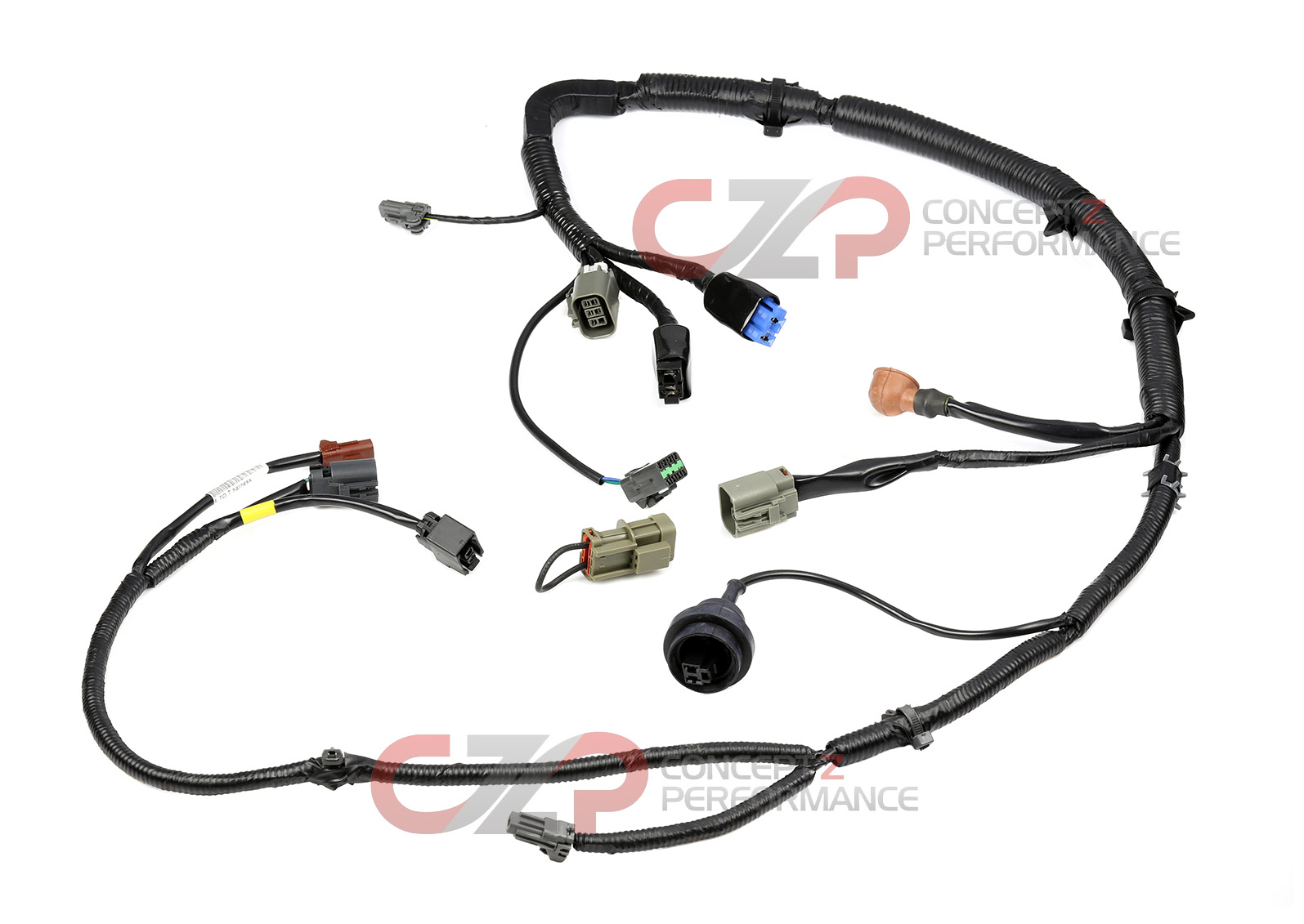Nissan forklift wiring harness wheel
