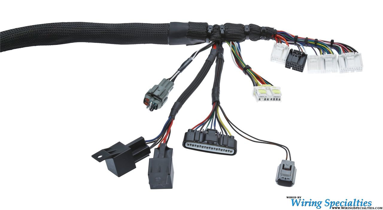 Wiring Specialties 1jzgte Wiring Harness Canbus Pro Series
