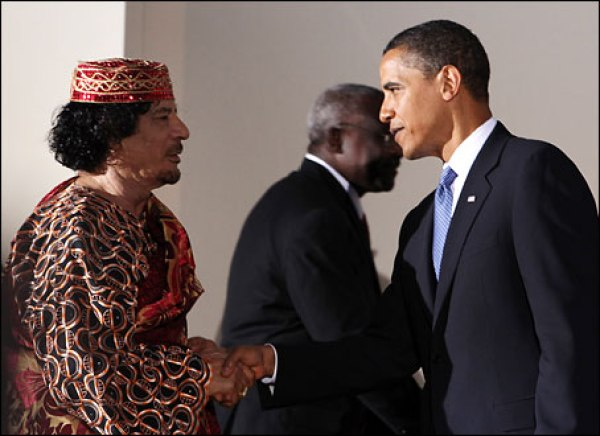 ObamaKhadafi