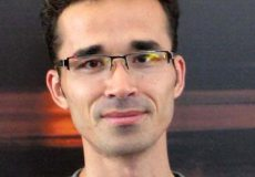 Photo of Omid Kokabee, imprisoned in Iran