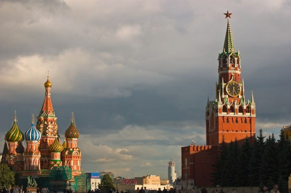 StBasile SpasskayaTower Red Square Moscow.hires