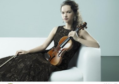 Bach: Violin & Voice Hilary Hahn