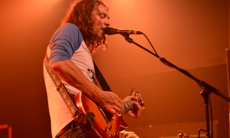 The War on Drugs on Dan Kulpa - Day 1 @ Hopscotch Music Festival - September 4th 2014