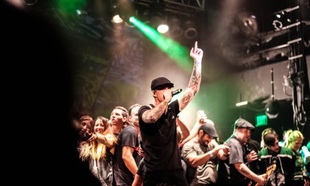 Dropkick Murphys @ House Of Blues Anaheim © Holland Van Gores