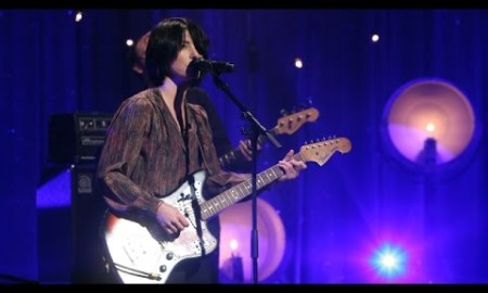 "Sharon Van Etten Debuts ""I Don't Want to Let You Down"" On Ellen"