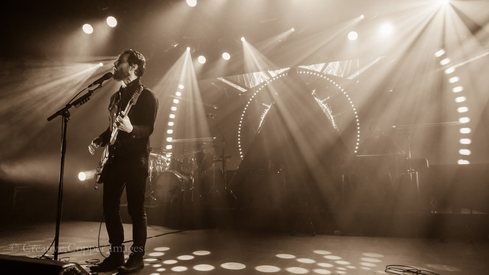 Sam Roberts Band at Commodore Ballroom ©Creative Copper Images