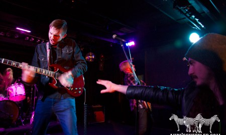 A Day As Wolves at The Biltmore Cabaret © Andy Scheffler