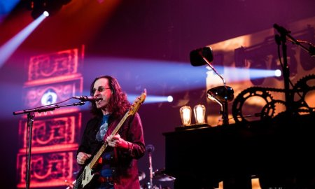 Rush @ The Saddledome © J. Dirom