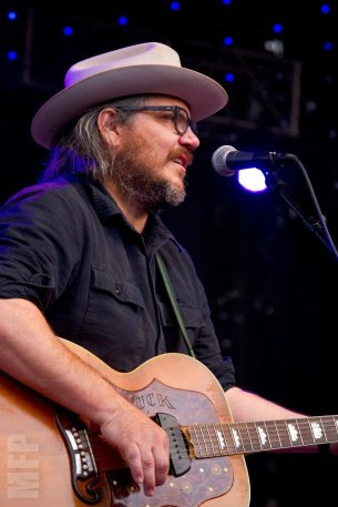 Jeff Tweedy of Wilco at Marymoor Park © Michael Ford