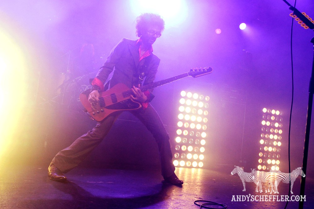 The Darkness @ Commodore © Andy Scheffler