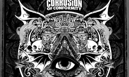 Lamb of God Clutch Corrosion Of Conformity tour 2016 poster