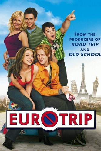 eurotrip 2004 movie poster