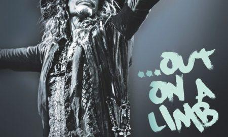 steven tyler out on a limb tour 2016 admat poster
