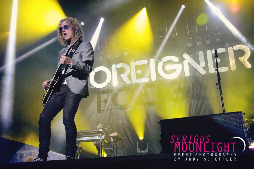 Foreigner @ PNE © Andy Scheffler