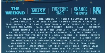 Firefly Music Festival 2017 at The Woodlands (Dover, DE)