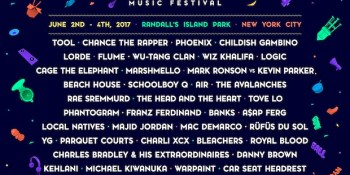 The Governors Ball Music Festival 2017 at Randall's Island Park