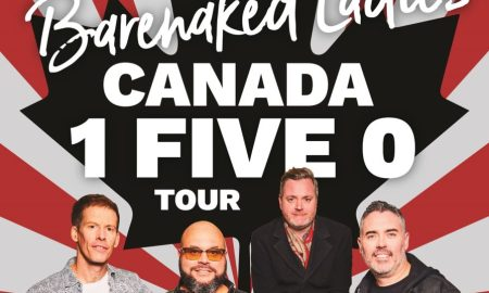 BARENAKED LADIES announce CANADA-WIDE FALL TOUR 2017