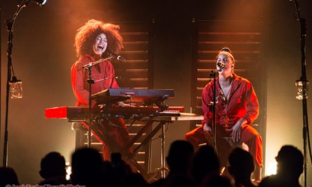 Ibeyi at The Commodore Ballroom in Vancouver, BC on November 15th 2017