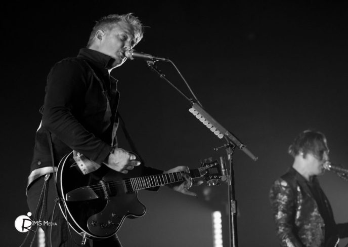 Photos of Queens of the Stone Age at Save-On-Foods Memorial Centre - January 22nd 2018 © RMS Media by Rob Porter