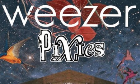 Weezer + Pixies Announce Additional Dates; Sleigh Bells + The Wombats To Support