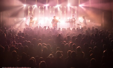 Unknown Mortal Orchestra performing at The Commodore Ballroom in Vancouver, BC on May 8th, 2018