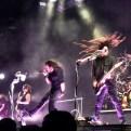 Korn made everyone erupt. Photo by Maria Castaneda
