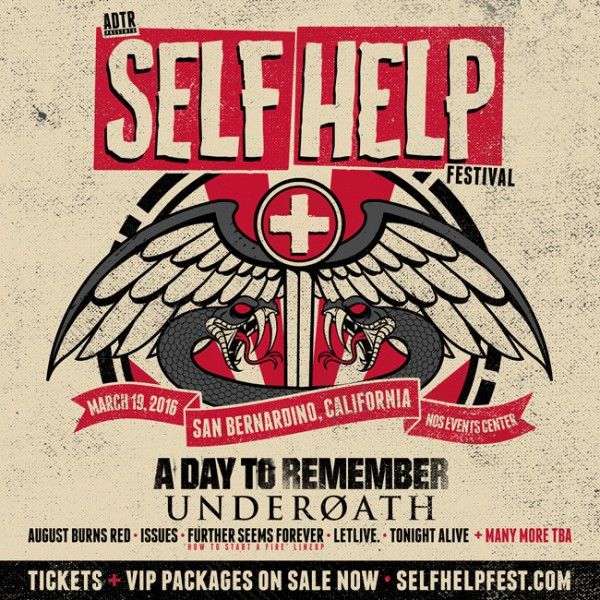 Self Help Fest - Poster