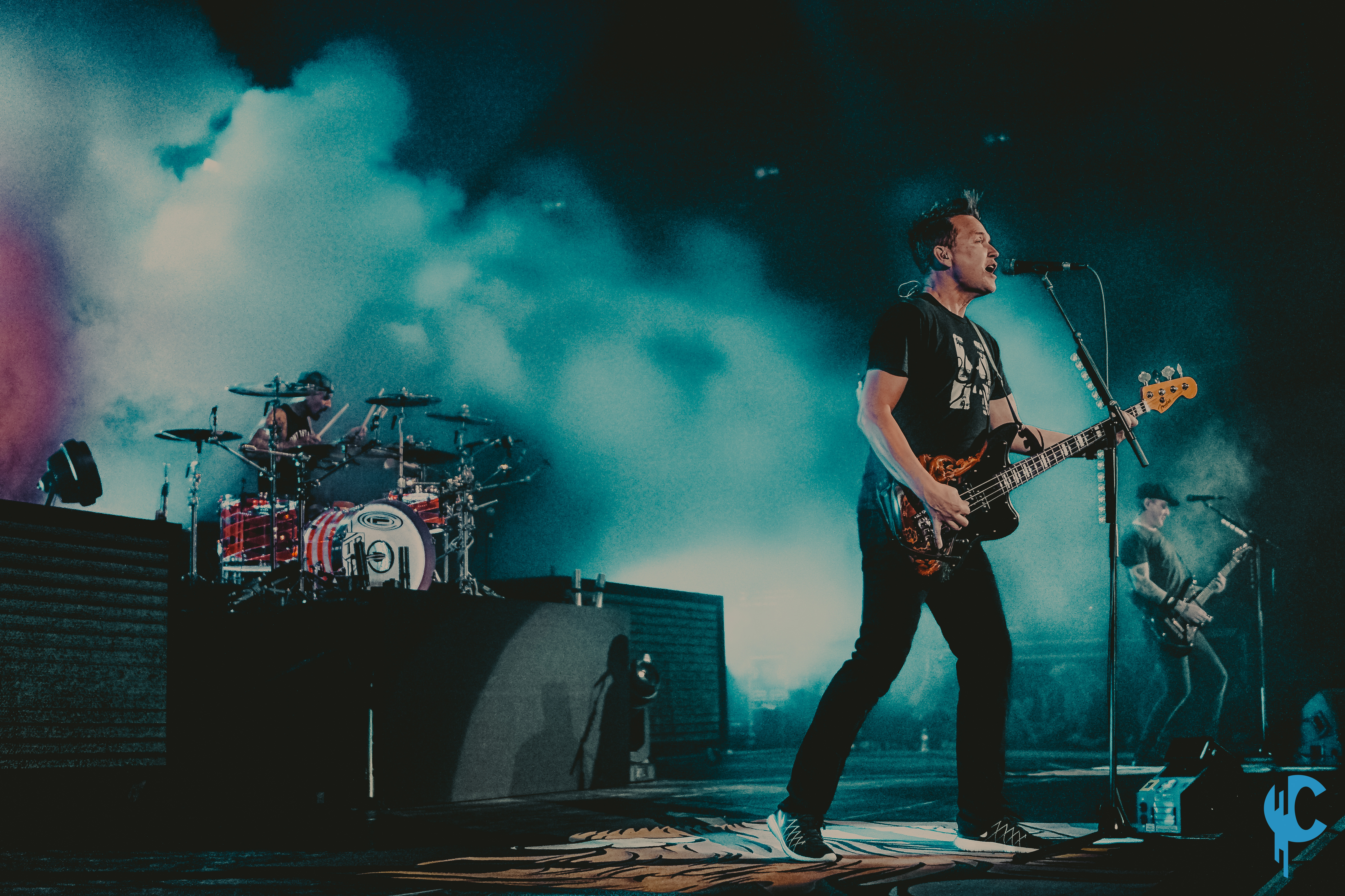 Mark Hoppus / blink 182
