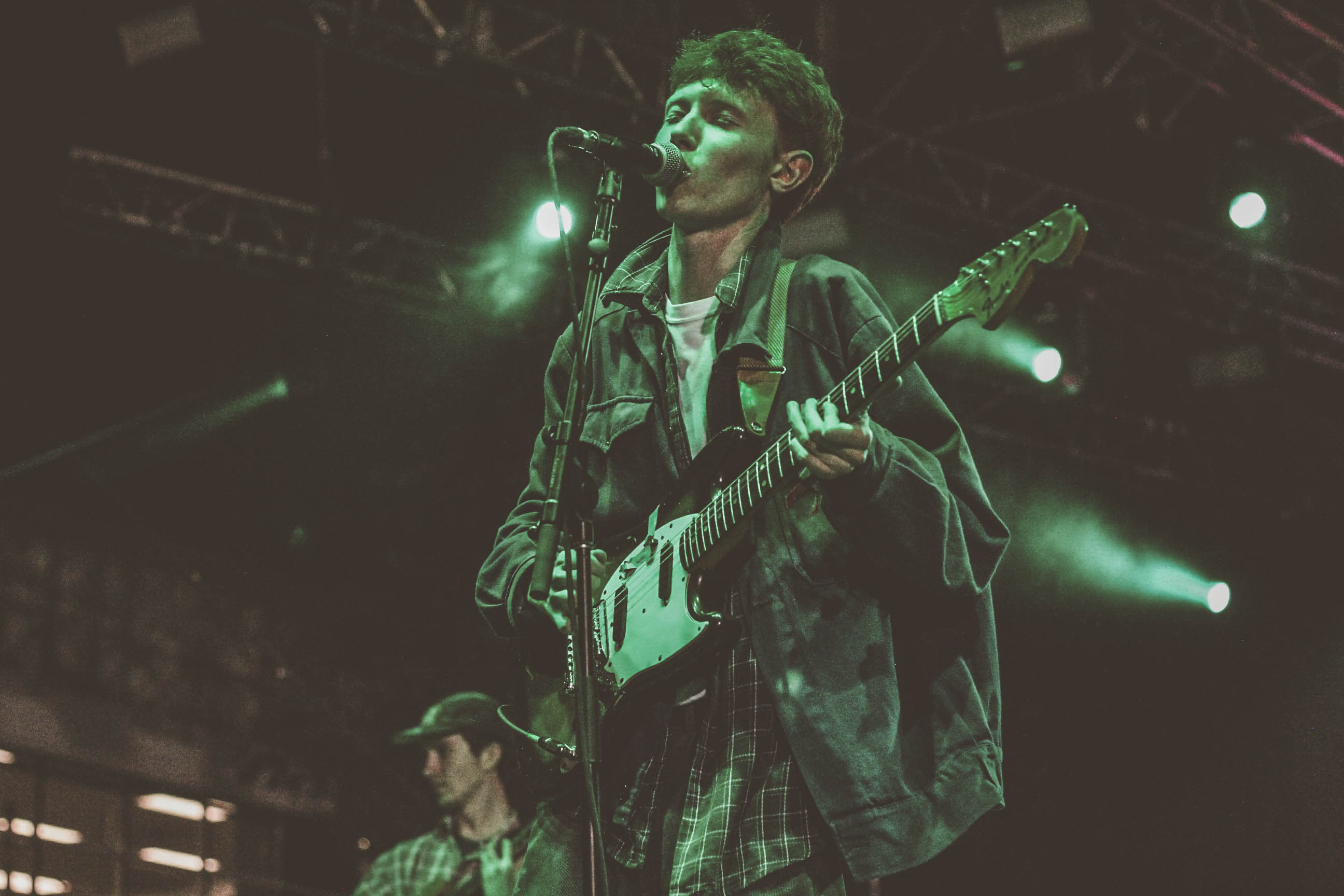 King Krule at Beach Goth 10.22.16