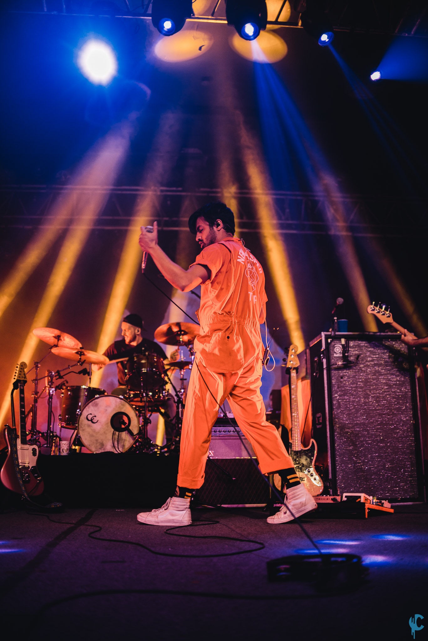 """Photos / Review: """"Home Of The Strange"""" Tour With Young The"""