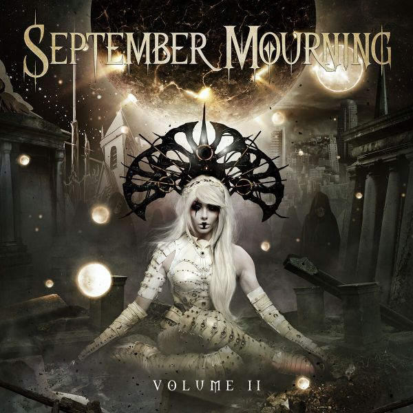September Mourning _Volume II_ Album Cover