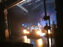 Matt Greiner dominates during his drum solo.