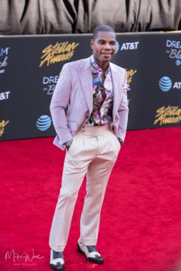 Kirk Franklin at the 34th Stellar Awards held at Orleans Arena, Las Vegas on March 29, 2019 in Las Vegas, NV, USA (Photo by: Mike Ware/Sipa USA)