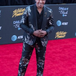J. Bolin at the 34th Stellar Awards held at Orleans Arena, Las Vegas on March 29, 2019 in Las Vegas, NV, USA (Photo by: Mike Ware/Sipa USA)