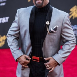 Kurt Carr at the 34th Stellar Awards held at Orleans Arena, Las Vegas on March 29, 2019 in Las Vegas, NV, USA (Photo by: Mike Ware/Sipa USA)