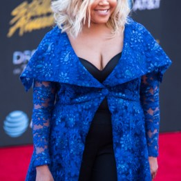 Cheryl Fortune at the 34th Stellar Awards held at Orleans Arena, Las Vegas on March 29, 2019 in Las Vegas, NV, USA (Photo by: Mike Ware/Sipa USA)