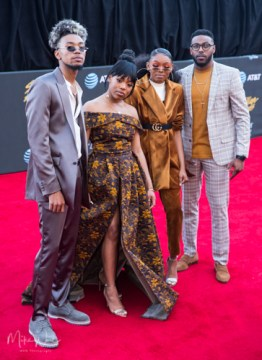The Walls Group at the 34th Stellar Awards held at Orleans Arena, Las Vegas on March 29, 2019 in Las Vegas, NV, USA (Photo by: Mike Ware/Sipa USA)