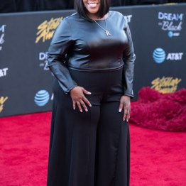 Kelly Price at the 34th Stellar Awards held at Orleans Arena, Las Vegas on March 29, 2019 in Las Vegas, NV, USA (Photo by: Mike Ware/Sipa USA)