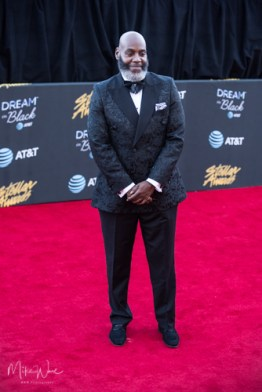 James Robinson at the 34th Stellar Awards held at Orleans Arena, Las Vegas on March 29, 2019 in Las Vegas, NV, USA (Photo by: Mike Ware/Sipa USA)