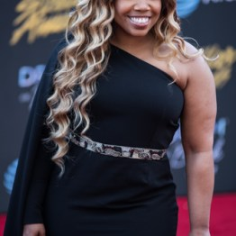 Janice Gaines at the 34th Stellar Awards held at Orleans Arena, Las Vegas on March 29, 2019 in Las Vegas, NV, USA (Photo by: Mike Ware/Sipa USA)