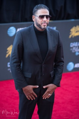 Al B. Sure at the 34th Stellar Awards held at Orleans Arena, Las Vegas on March 29, 2019 in Las Vegas, NV, USA (Photo by: Mike Ware/Sipa USA)