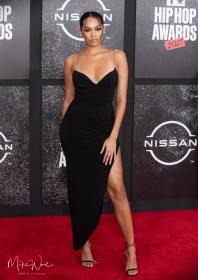 Brooklyn Nicole on the Red Carpet, 2021 BET Hip Hop Awards Atlanta, Ga. 10-1-21 (Photo By: Mike Ware/SIPA USA)